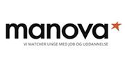 Jeppe Svendsen har lavet opgaver for Manova